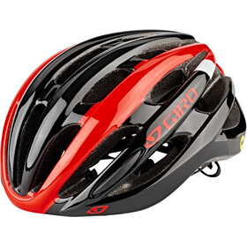 Giro Foray MIPS Sykkelhjelmer red/black